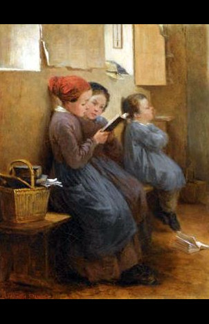 Should Kids Pick their Own Reading Texts?